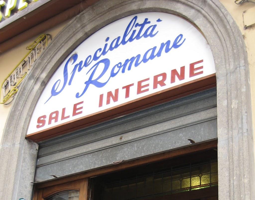 rome restaurant changes