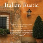 Italian Rustic Book Tour: USA
