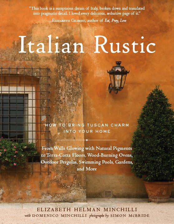 Italian Rustic Book Tour: USA