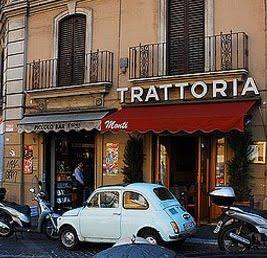 top ten favorite restaurants in rome