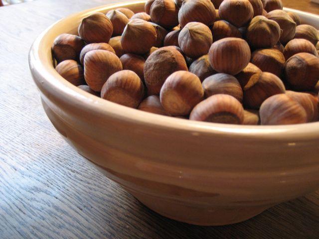 biscotti: hazelnuts & cookbook