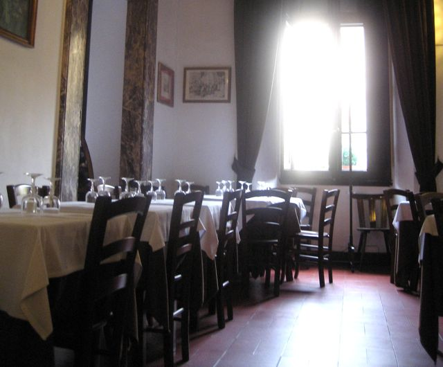 old fashioned restaurants in rome (my article from epicurious.com)