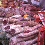 shopping for pork in rome: norcineria viola