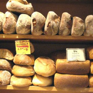 bread in rome