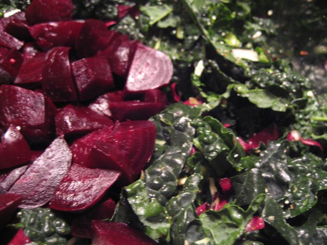 Cavolo Nero Salad
