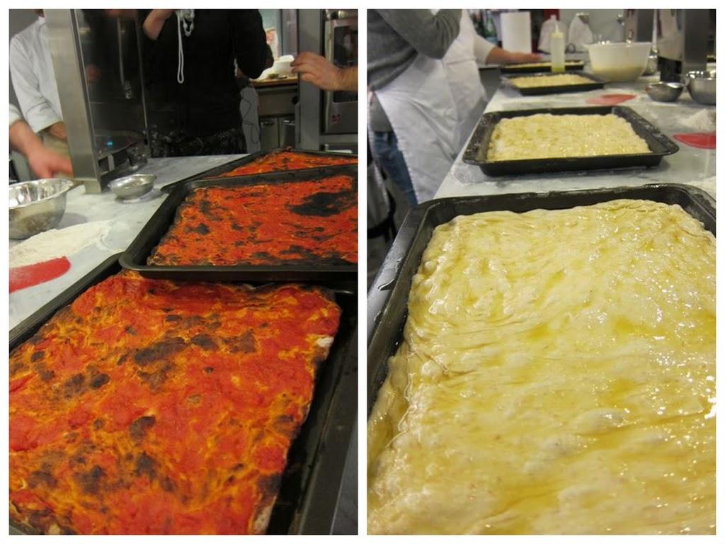 Gabriele Bonci Rome Pizza