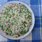 risotto alla vignarola – spring on a plate