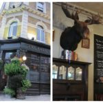 london pub grub: the bull & last