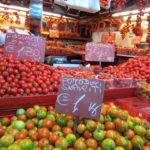 tomato-mania in bari