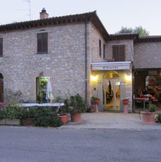 cibocchi: our local in todi