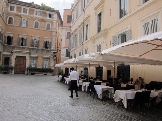 ristorante pierluigi {rome}