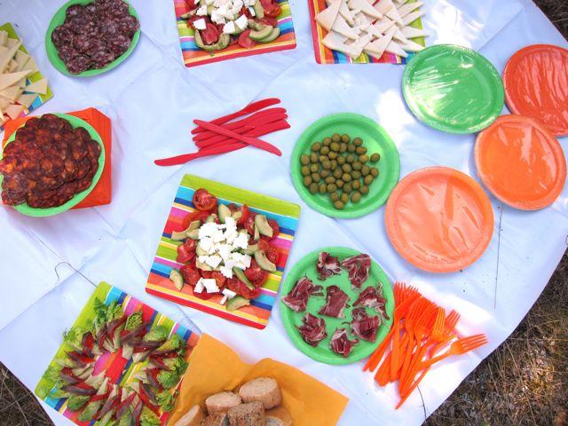 pintxos {a basque picnic}