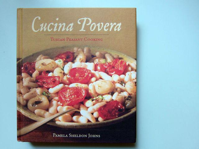 book giveaway winner {cucina povera}