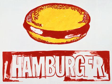hamburger contest {rome}