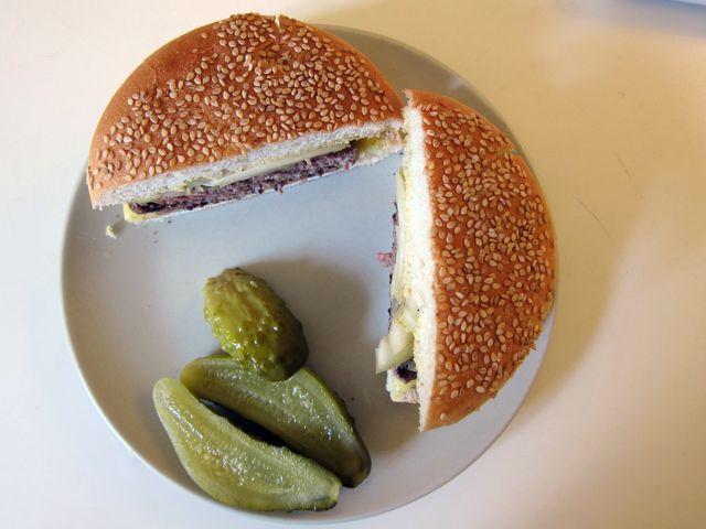 the lizzie burger
