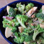 broccoli salad {via 101 cookbooks}