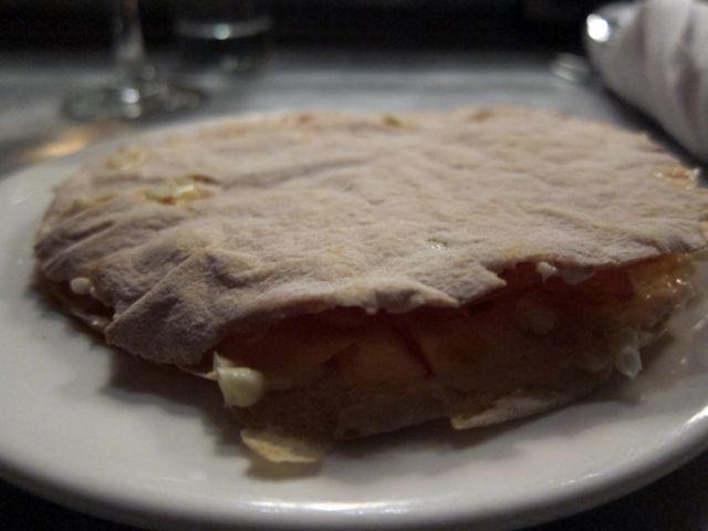 bottarga & butter {john dory oyster bar nyc}