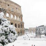 snow day {rome}