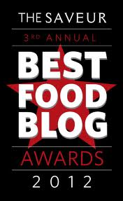 please vote {saveur food blog awards}