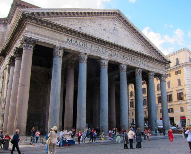 dies natalis {pantheon in rome}