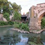 eating by the tiber river {rome}