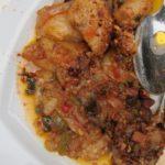 caponata + insalata {pantelleria}
