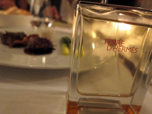 scent dinner {chandler burr}