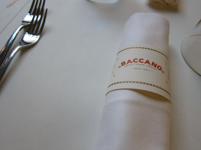 girls night out in rome {baccano}