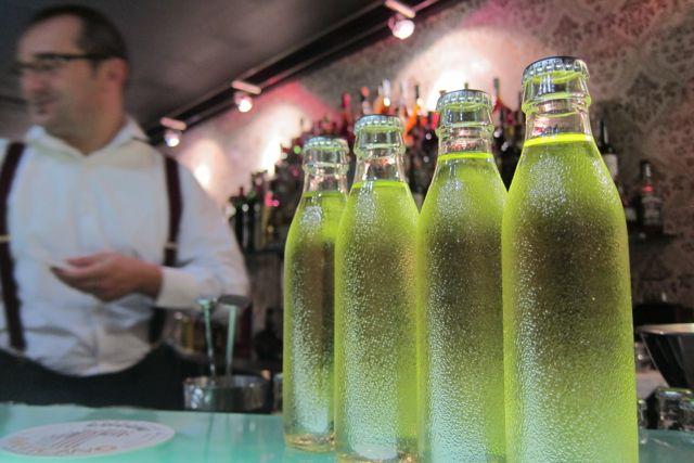 futuristic cocktails