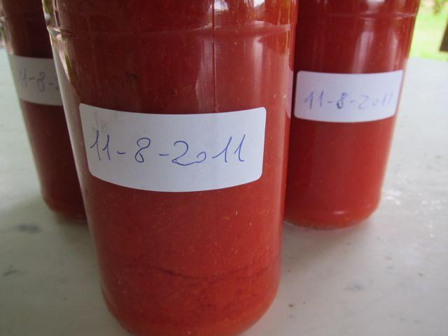 tomato + potato {soup}