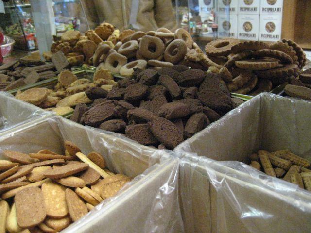 biscotti Cipriani Rome