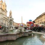 epiphany + piazza navona {rome}