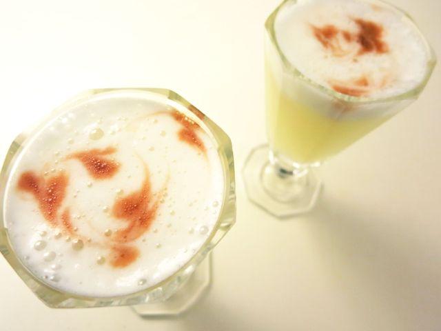 pisco sour {cocktail}