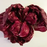 roasted radicchio + cured pork