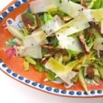 celery + dates + pecorino {salad}