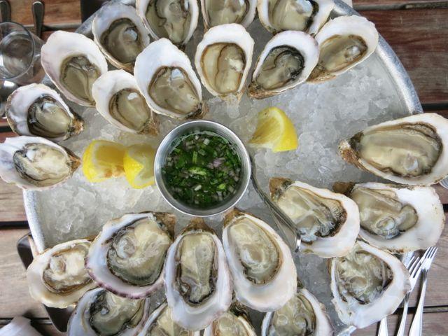 hog island oyster co. {san francisco}