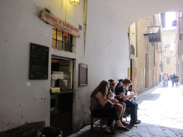 da Vinattieri, Florence