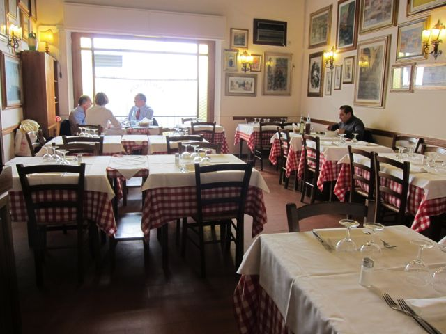 trattoria due g {florence}