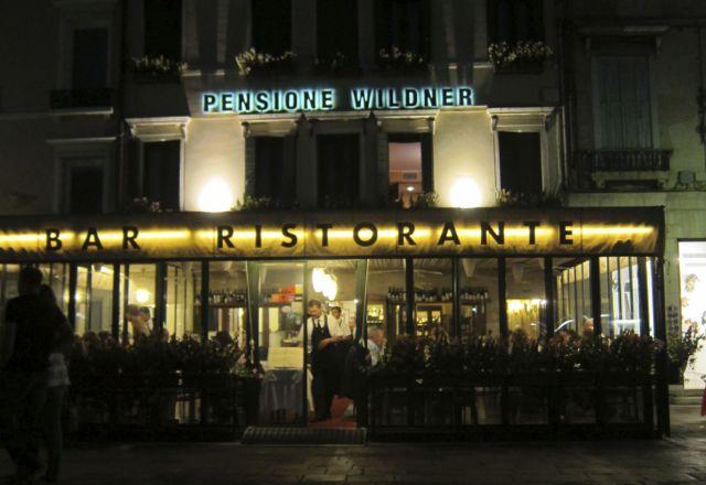 ristorante wildner {venice}