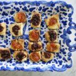 crostata biscotti {scarlett's video debut}