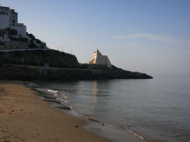 Watch tower, Sperlonga