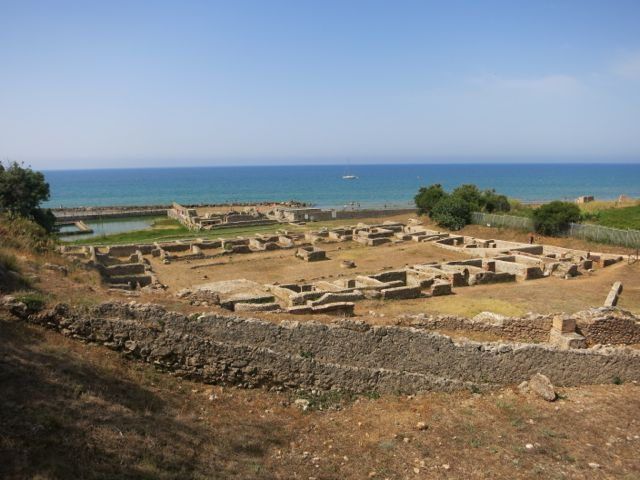 Villa of Tiberius, Museo Archeologico di Sperlonga