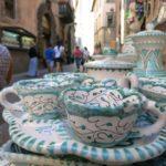 buying ceramics {orvieto}