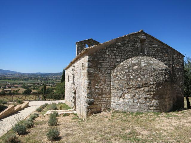 San Pietro a Pettine, Trevi
