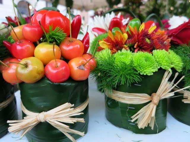 fall colors + rome {campo de' fiori} ElizabethMinchilliInRome.com