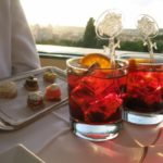 cocktails at the hotel eden {rome + view}