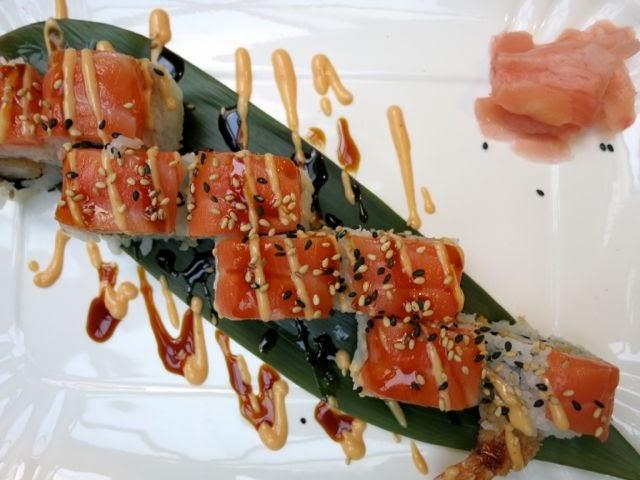 temakinho {brazilian sushi in rome}