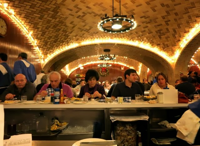 grand central oyster bar {nyc}