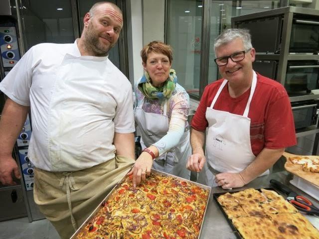 gabriele bonci {private pizza class + rome}