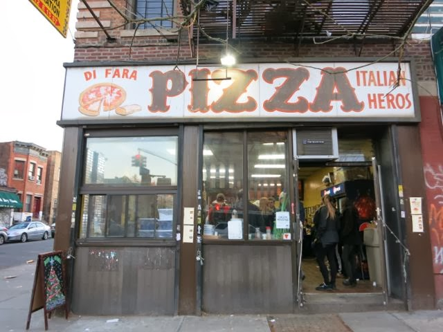 di fara pizza {brooklyn – new york}